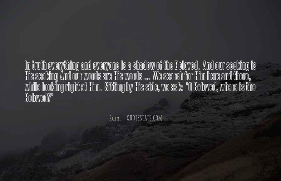 And While We Are Here Quotes #261585