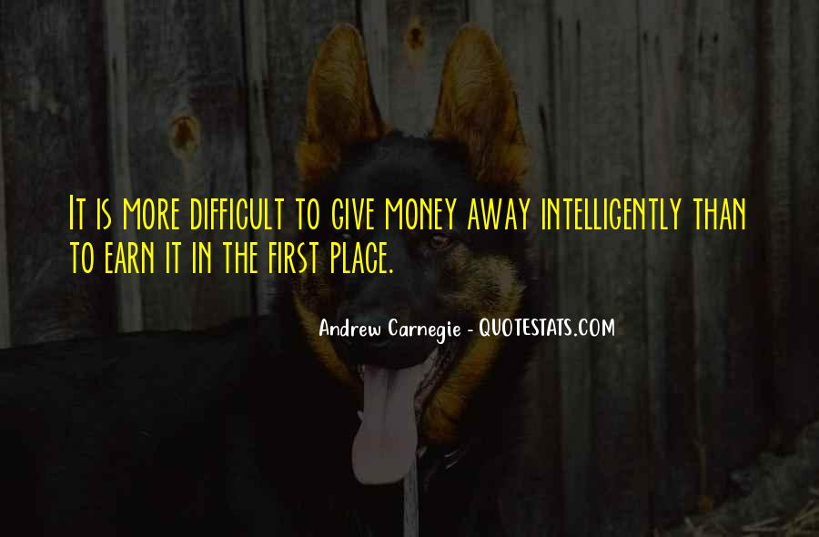 Andrew Carnegie Charity Quotes #1812725