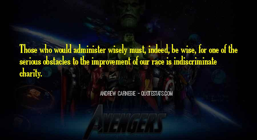 Andrew Carnegie Charity Quotes #20911