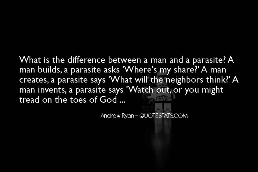 Andrew Ryan Parasite Quotes #1184792