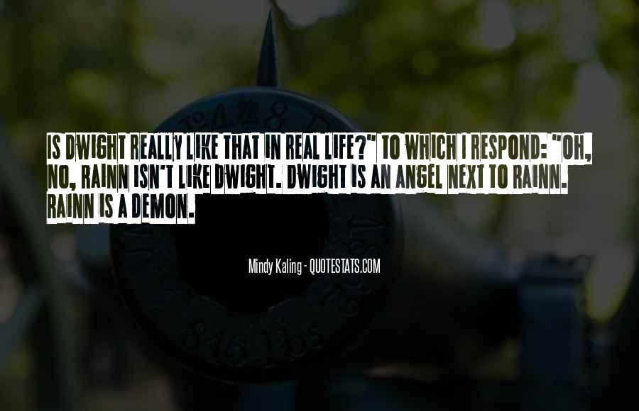 Angel In Life Quotes #1360461