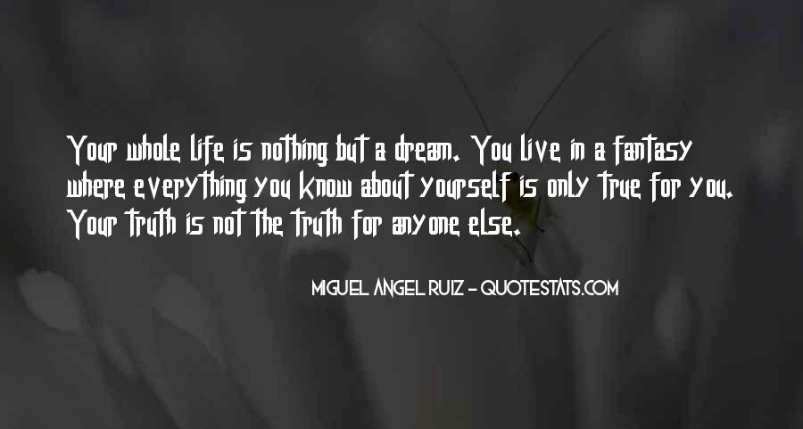 Angel In Life Quotes #1427305
