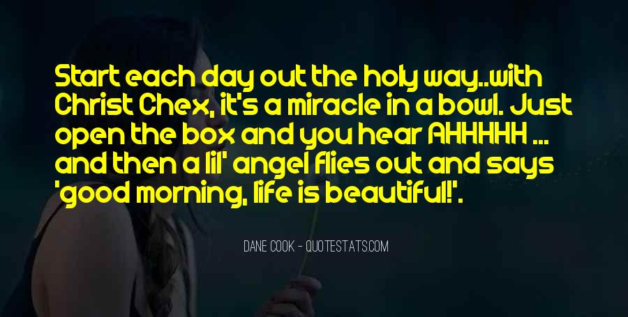 Angel In Life Quotes #1435394