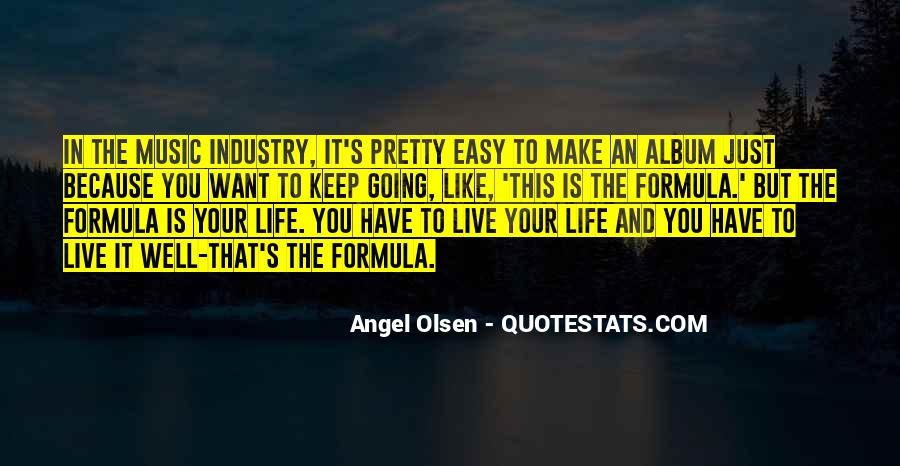 Angel In Life Quotes #1528218