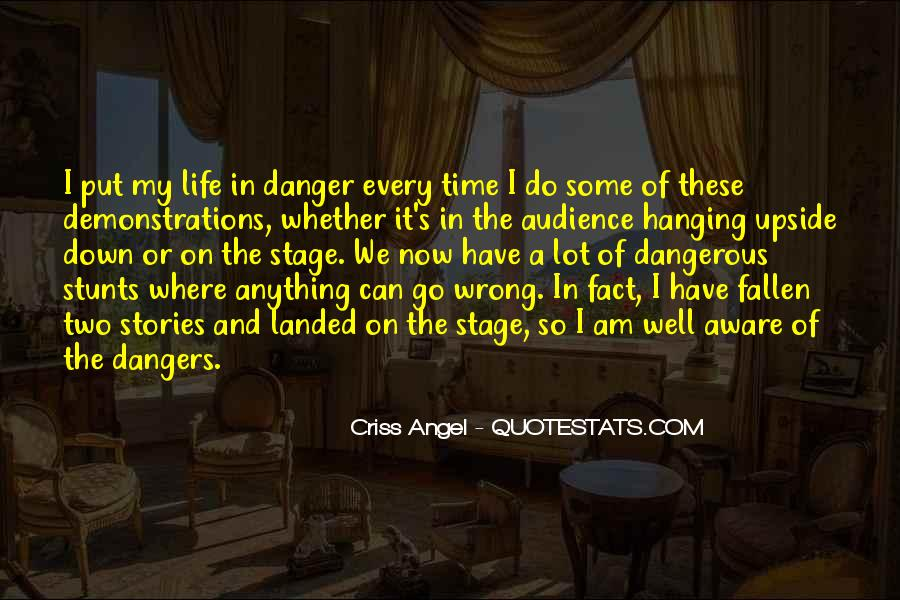 Angel In Life Quotes #1541120