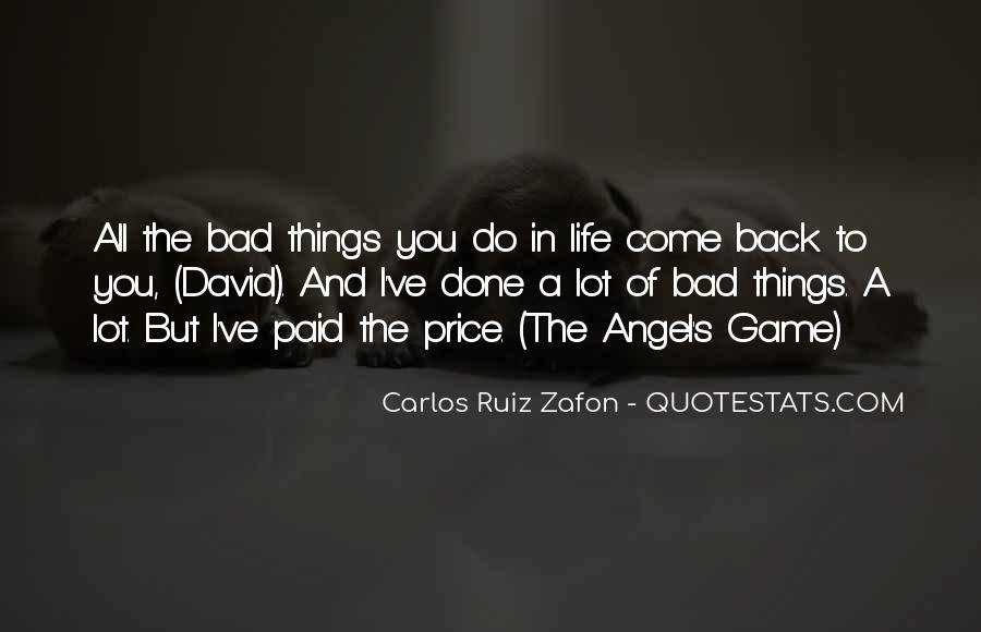 Angel In Life Quotes #1707407