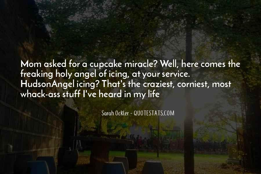 Angel In Life Quotes #630649
