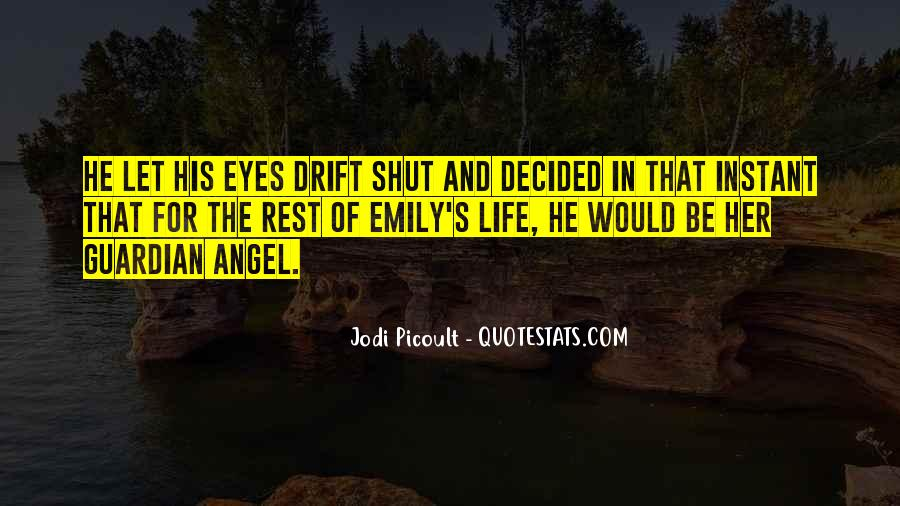 Angel In Life Quotes #638534