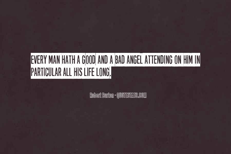 Angel In Life Quotes #937323