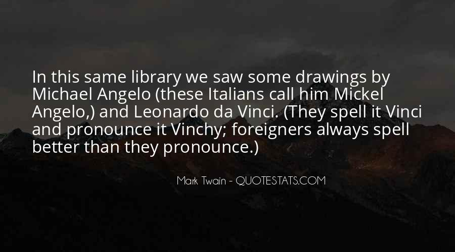 Angelo Quotes #209161