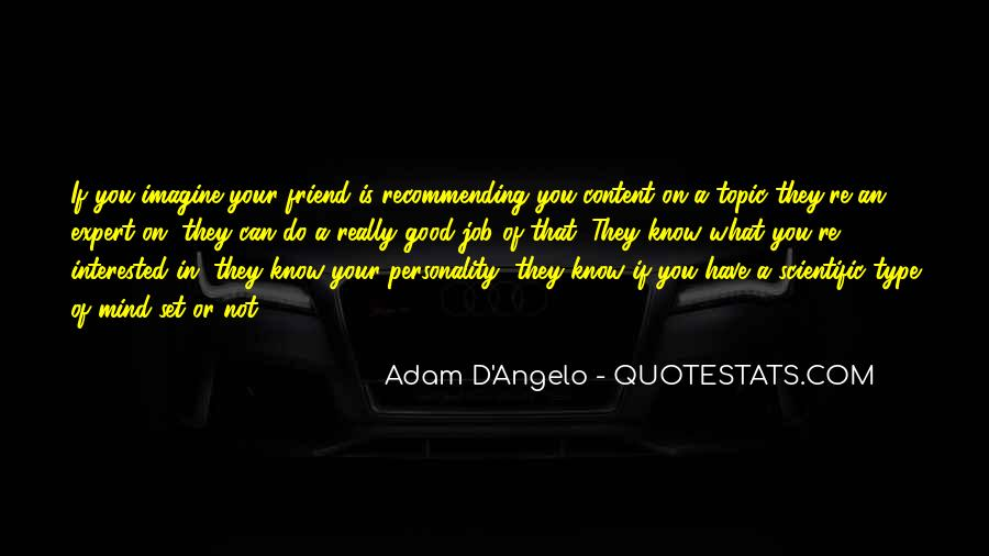Angelo Quotes #468198