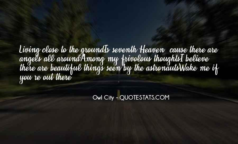 Angels Around Me Quotes #1509853