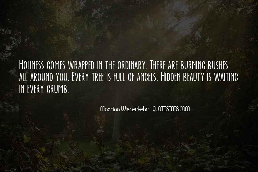 Angels Around Me Quotes #327295