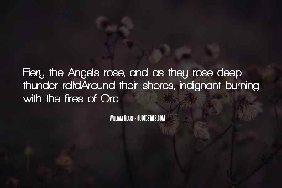 Angels Around Me Quotes #635457