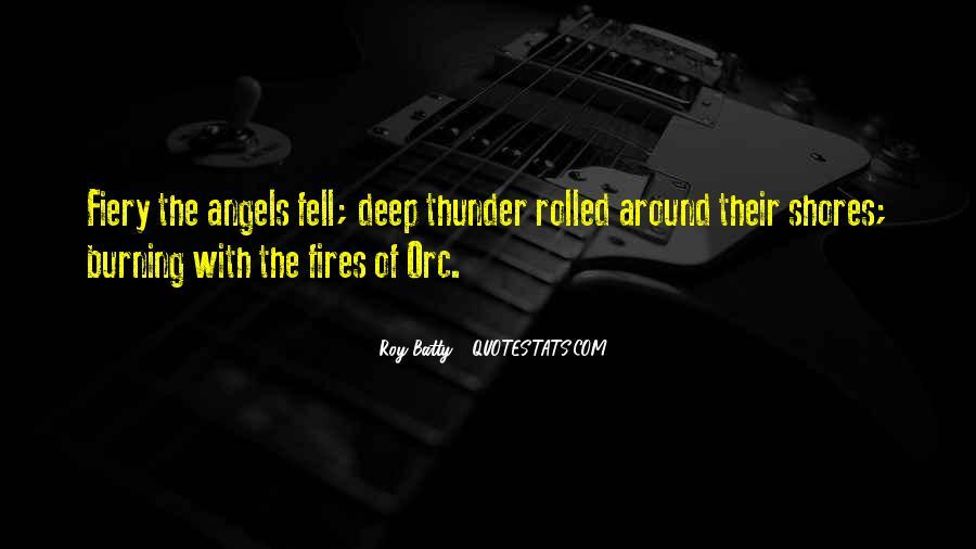 Angels Around Me Quotes #849014