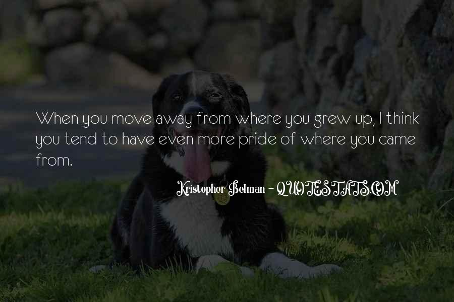 Quotes About Moving On With Or Without You #2958