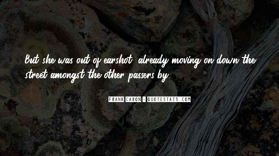 Quotes About Moving On With Or Without You #7064