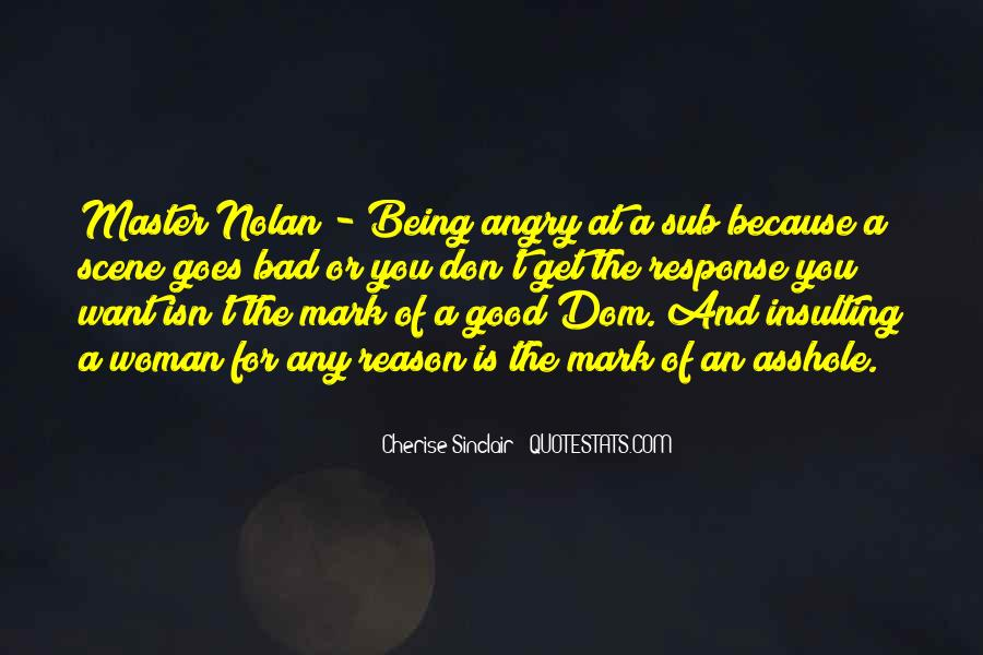 Angry And Insulting Quotes #1373632