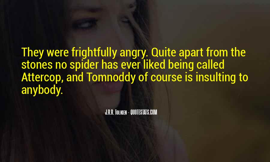 Angry And Insulting Quotes #199280