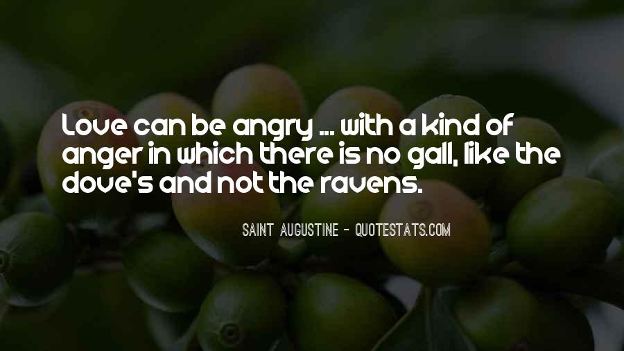 Angry But Love You Quotes #427568