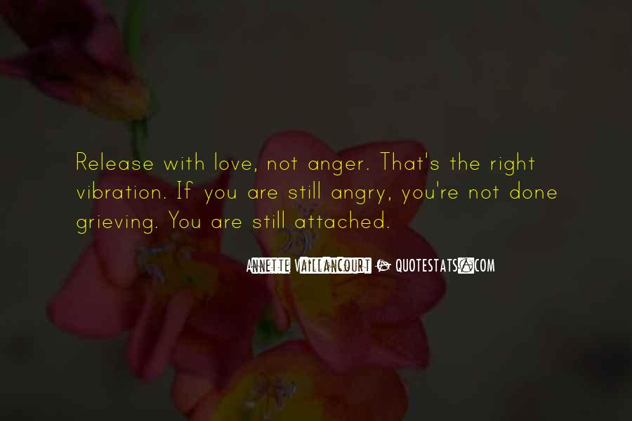 Angry But Love You Quotes #477701