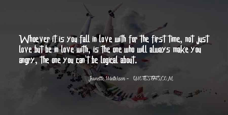 Angry But Love You Quotes #609472