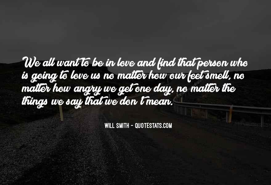 Angry But Love You Quotes #610770