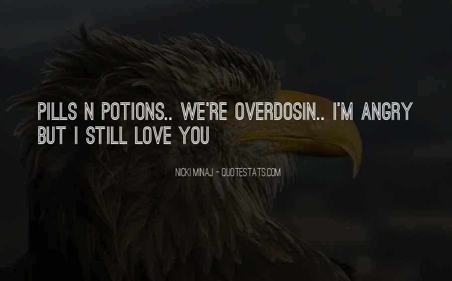 Angry But Love You Quotes #948408