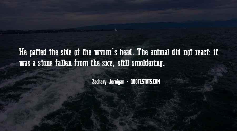 Animal Head Quotes #1017656
