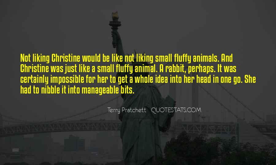 Animal Head Quotes #318523