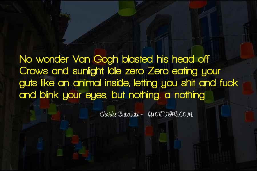 Animal Head Quotes #326693