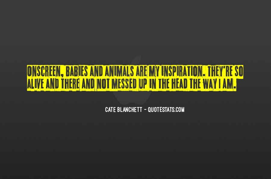 Animal Head Quotes #751797