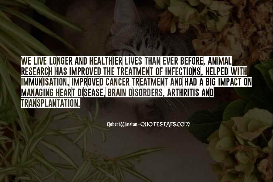 Animal Research Quotes #854124
