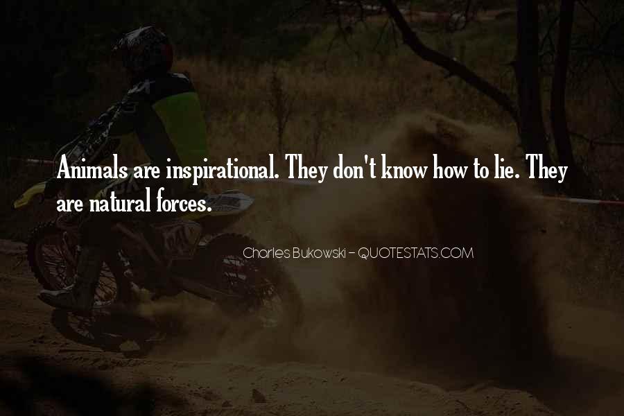 Animals Inspirational Quotes #1210458