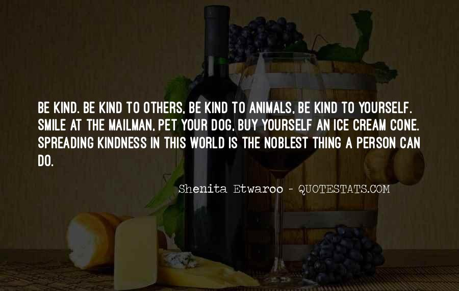 Animals Inspirational Quotes #162376