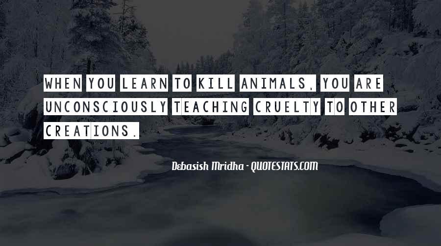 Animals Inspirational Quotes #1688612