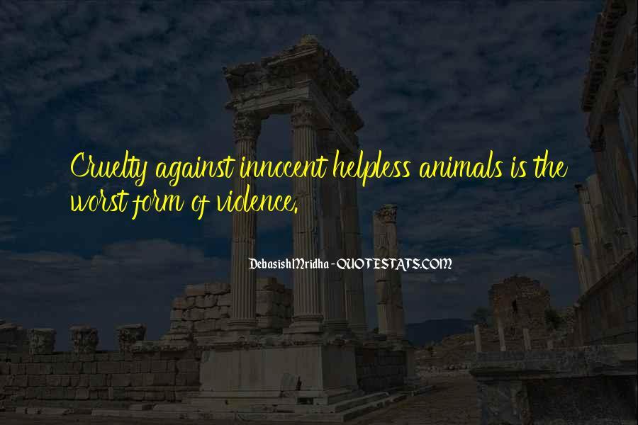 Animals Inspirational Quotes #1770811