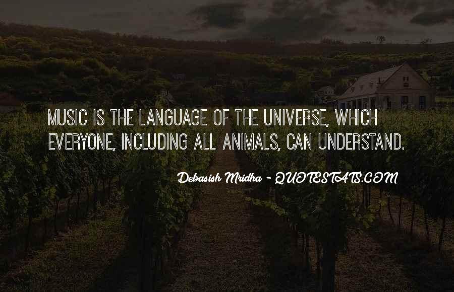 Animals Inspirational Quotes #194852