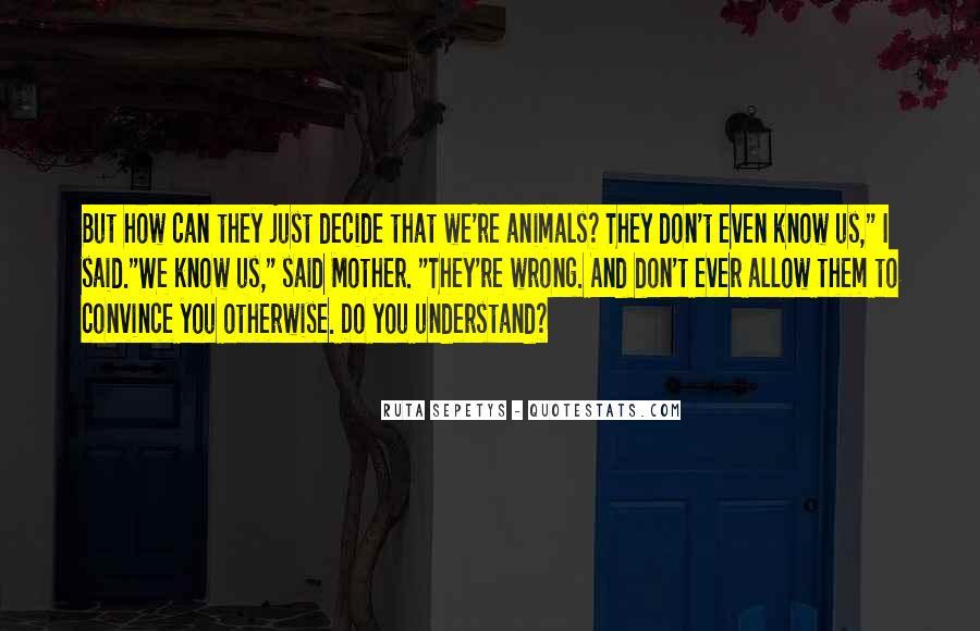 Animals Inspirational Quotes #378771