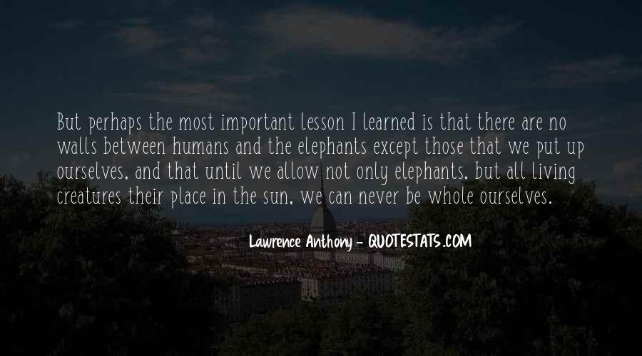 Animals Inspirational Quotes #888324