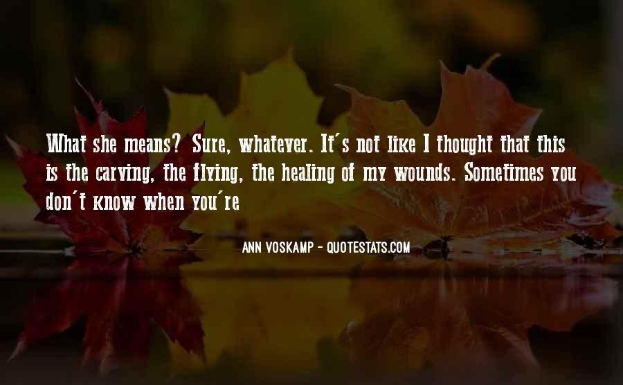 Ann Quotes #23675
