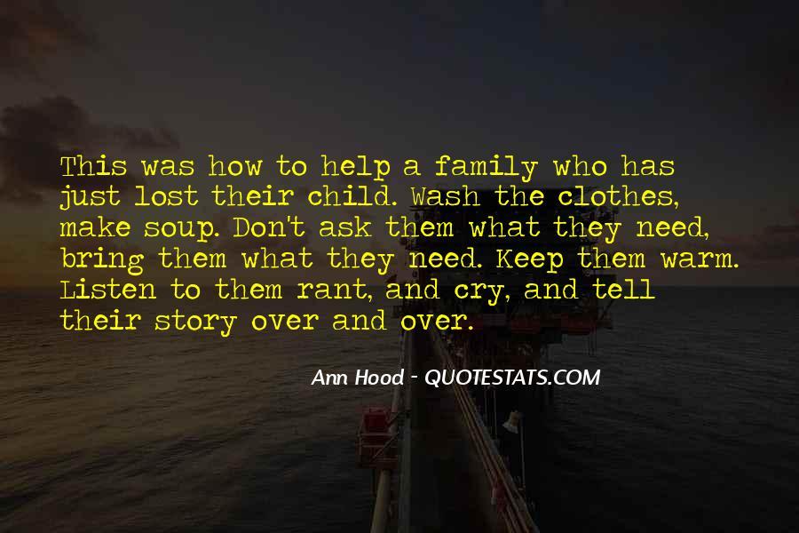 Ann Quotes #35606