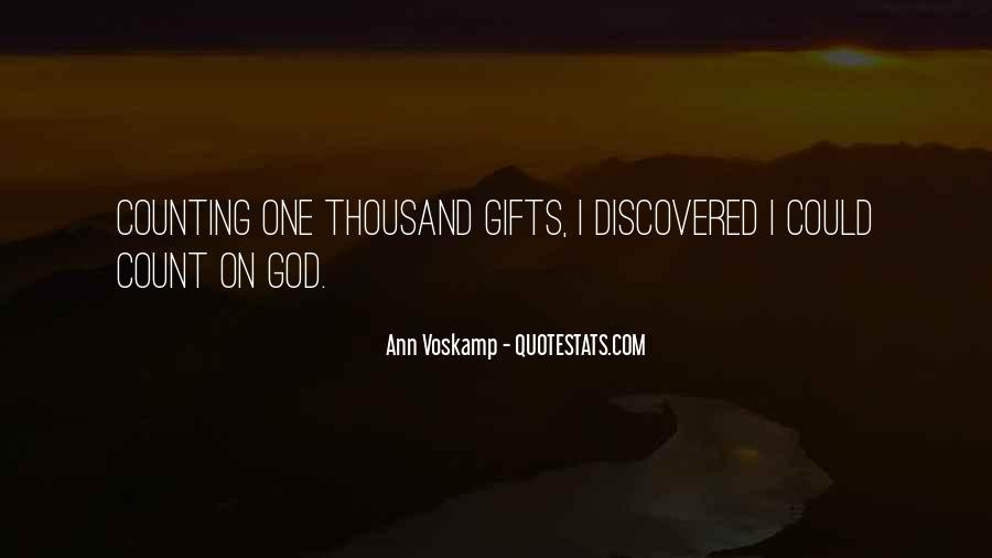 Top 9 Ann Voskamp One Thousand Gifts Quotes: Famous Quotes ...