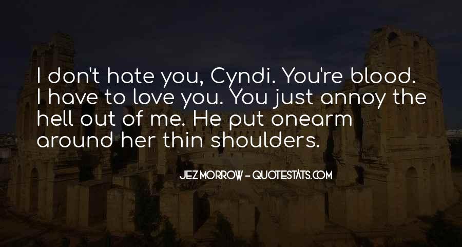Annoy Your Ex Quotes #20014