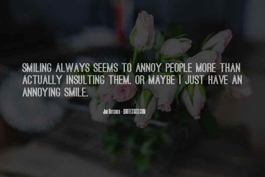 Annoy Your Ex Quotes #24066