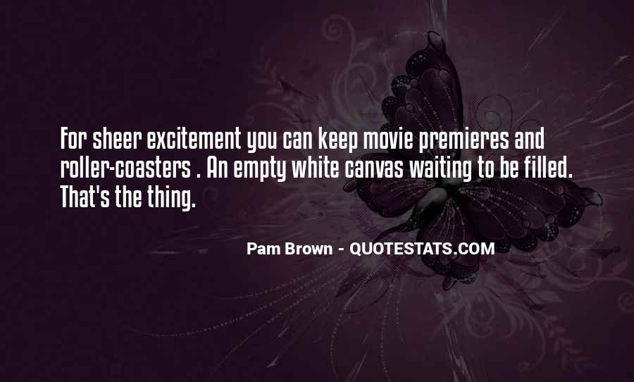 Quotes About Movie Roller Coasters #389023