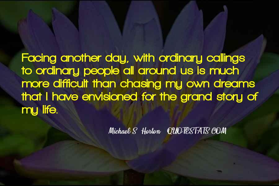 Another Day Is Over Quotes #67325