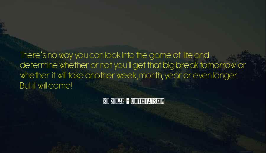 Another Year Another Life Quotes #1785670