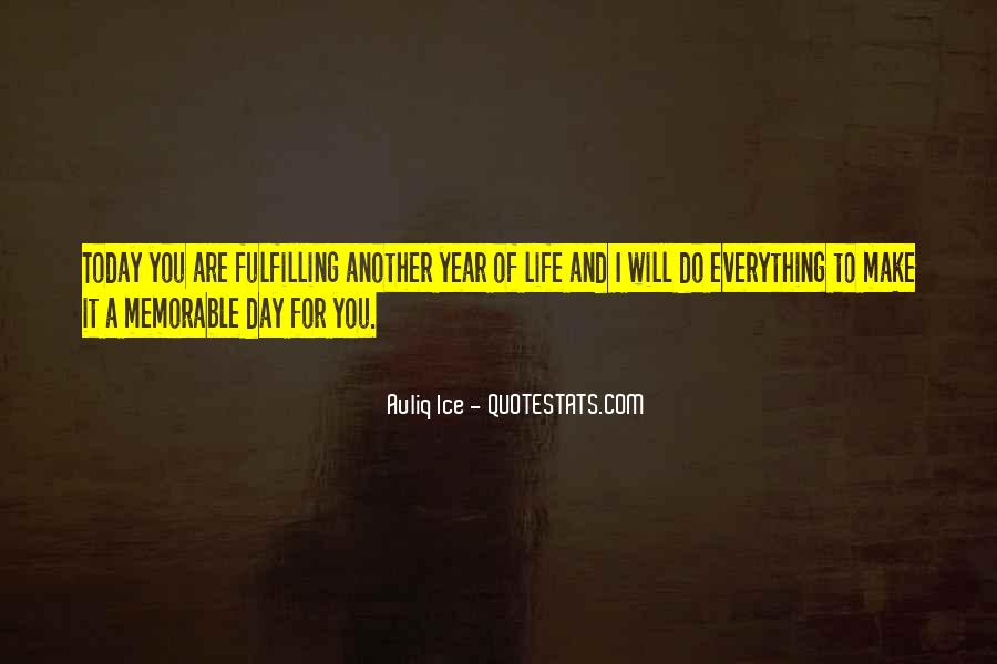 Another Year Another Life Quotes #558518