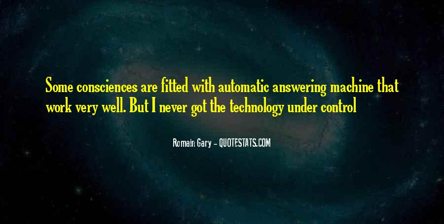Answering Machine Quotes #1568646